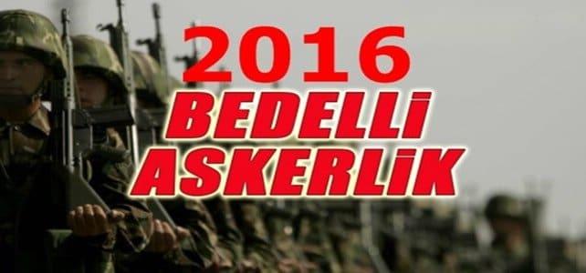 2016 bedelli askerlik 642x300 - Bedelli Askerlik 2016 Hakkında Merak Edilenler