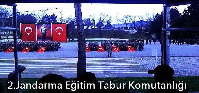 2 jandarma egitim tugayi zonguldak 642x300 - 2.Jandarma Eğitim Tabur Komutanlığı - Zonguldak
