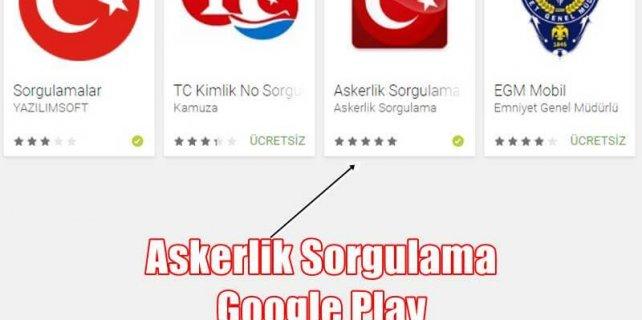 askerlik sorgulama uygulamasi 642x320 - Google Play'de Askerlik Sorgulama Uygulaması Yayınlandı!