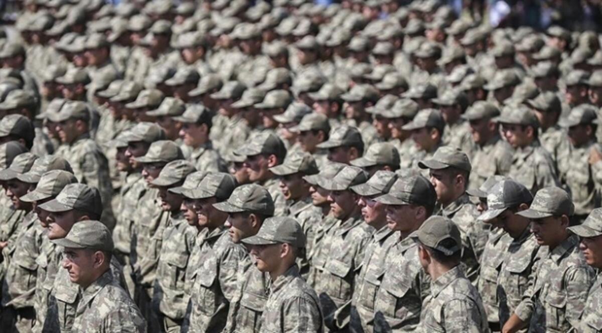 Terhis Asker Karantinaya Alınacak