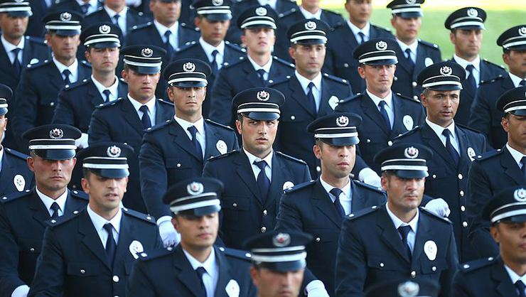 2020 Polis Alım Başvurusu