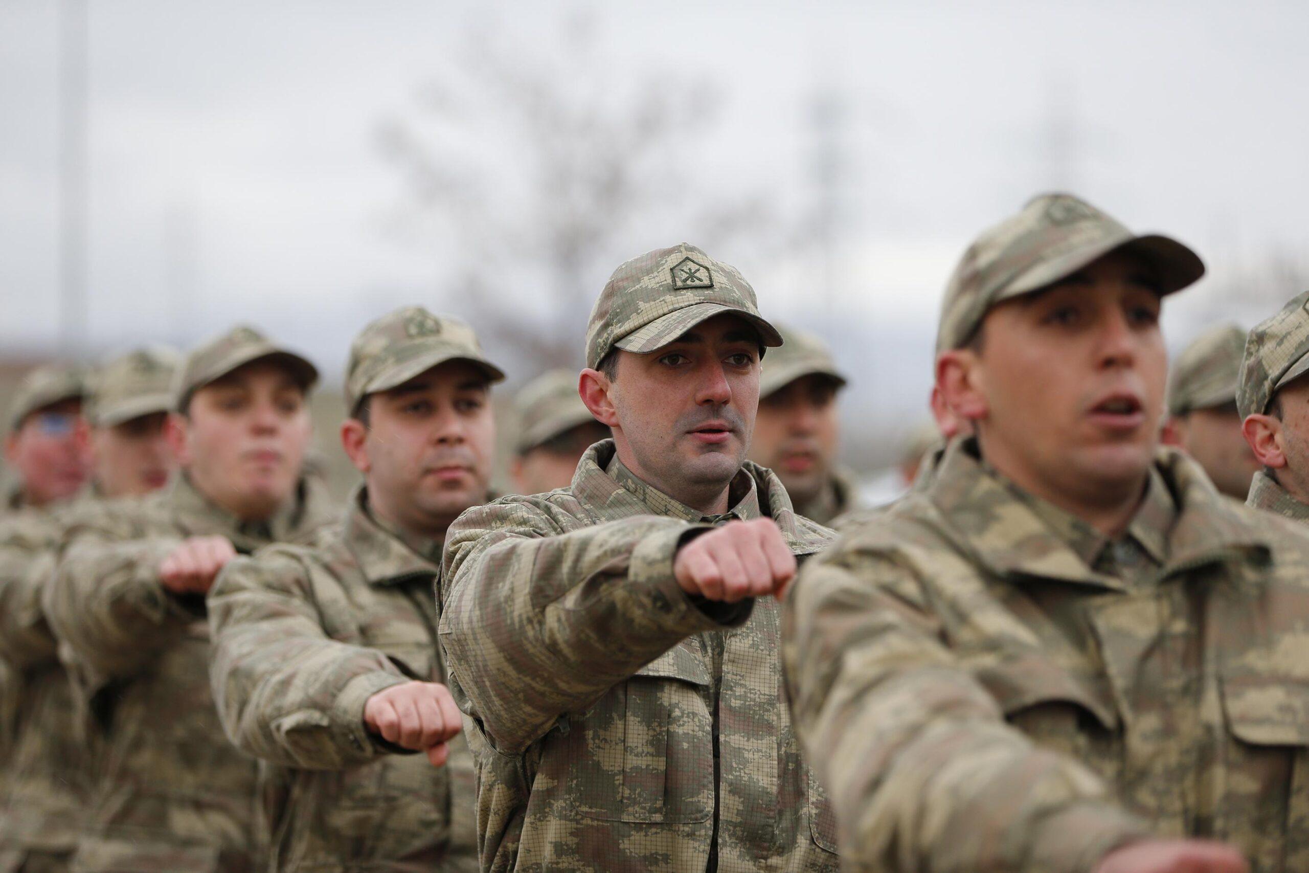 Askerlikte Çalışma İzni